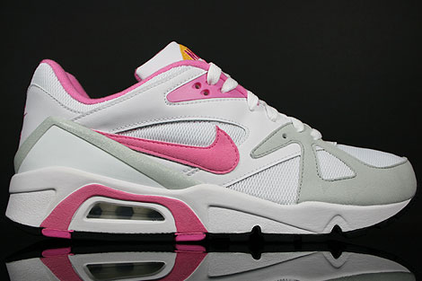 Nike WMNS Air Structure Triax 91 White China Rose Neutral Grey